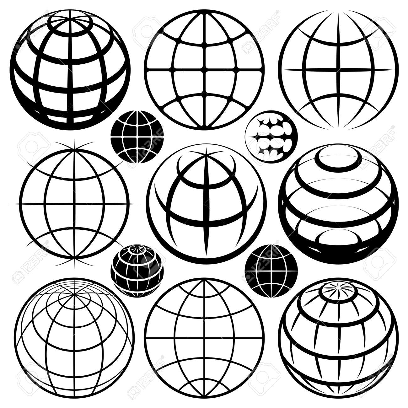 Awesome oval wire globe clip art model wiring diagram ideas