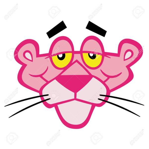 pink panther # 9