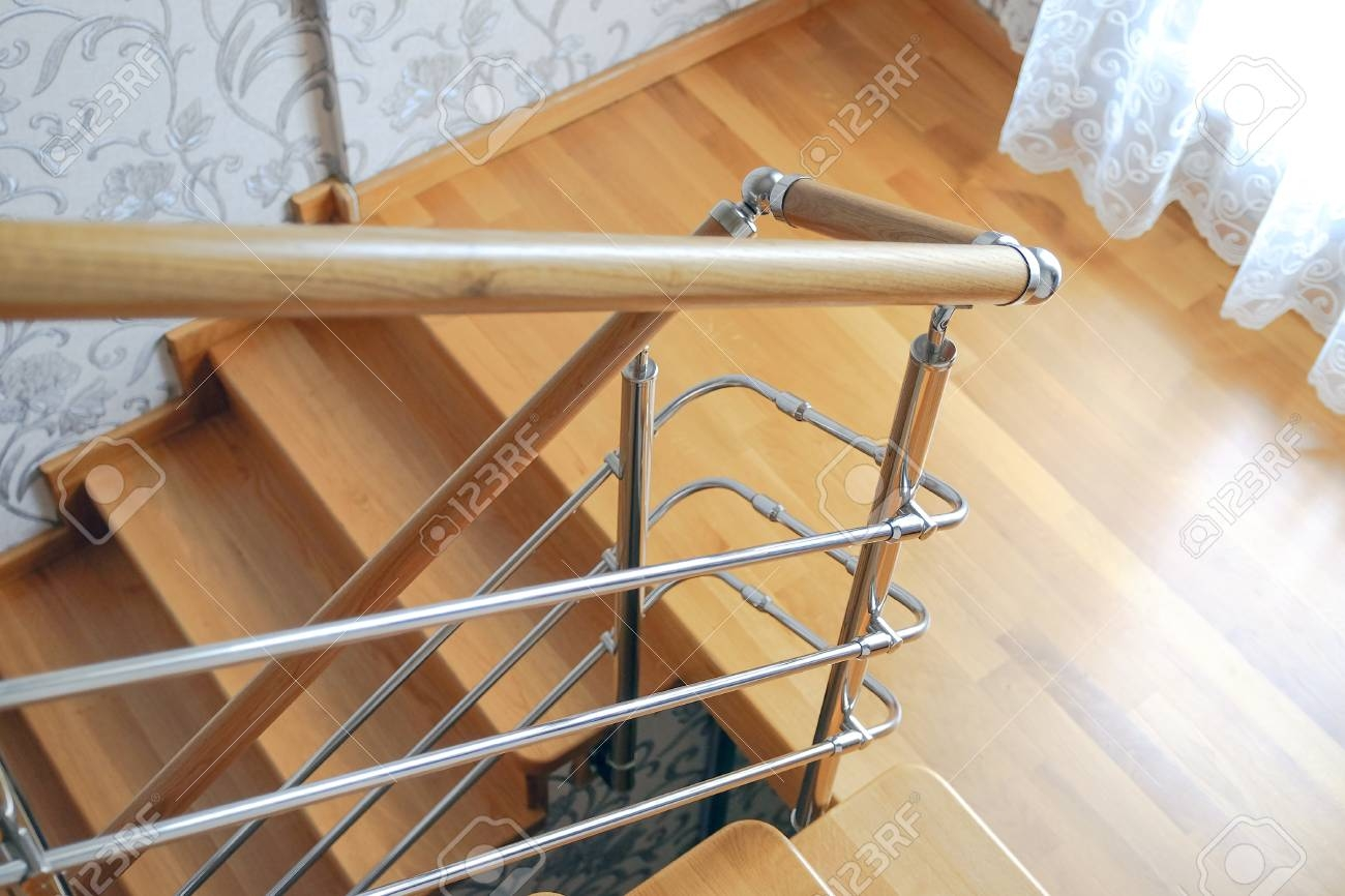 Wooden Staircase In The House Modern Wooden Staircase Oak Steps | Oak Steps For Stairs | Finished | Solid Wood | Diy | Laminate | Painted Interior Stair