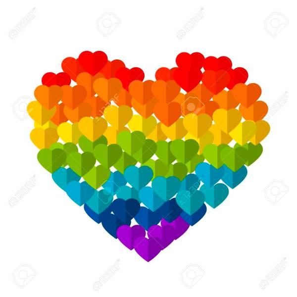 hearts colors # 31