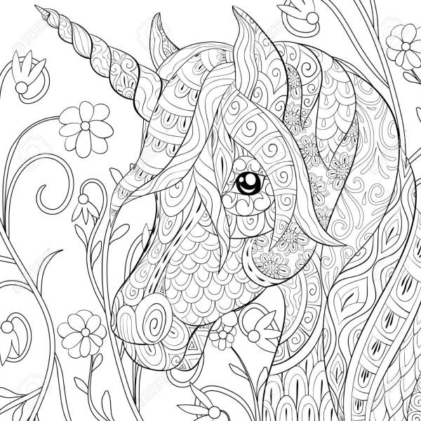 relaxing coloring pages # 72