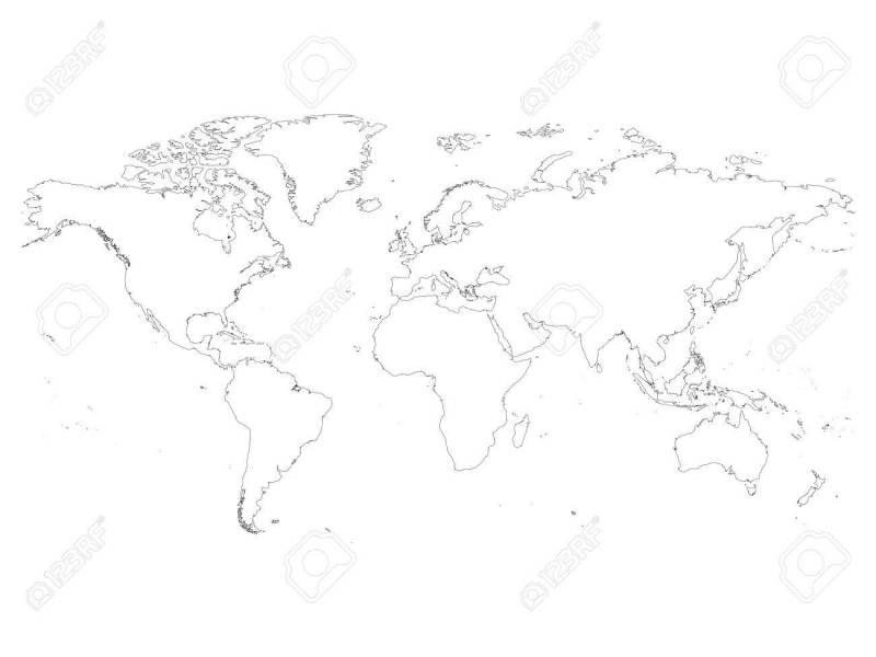 World map outline vector full hd maps locations another world world map vector template best of outline the world blank outline map the world free best free vector maps and country outlines vector graphics free gumiabroncs Choice Image