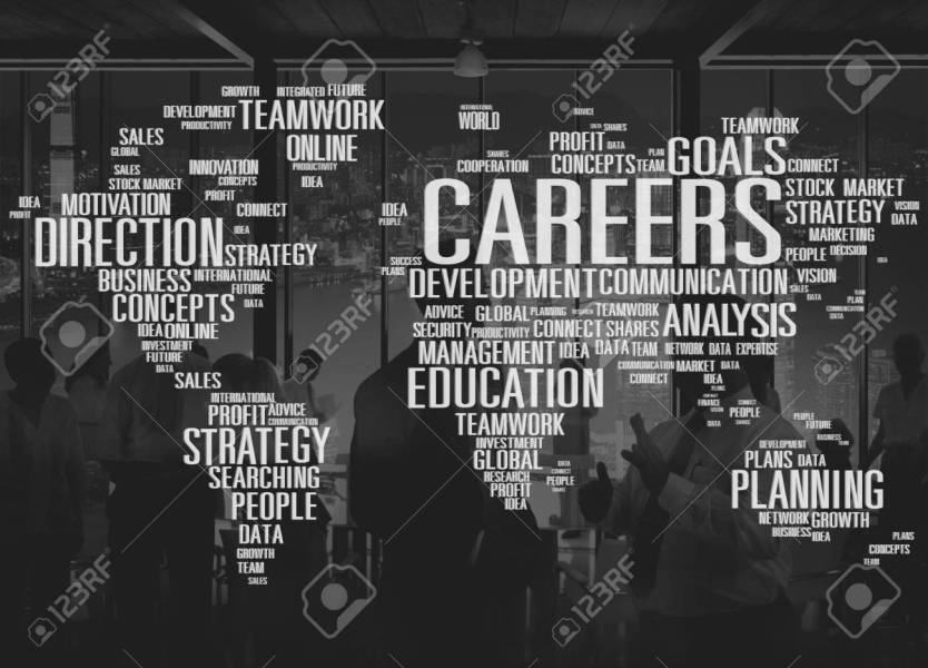 Careers Analysis Cooperation Data Development Concept Stock Photo     Careers Analysis Cooperation Data Development Concept Stock Photo   49150459