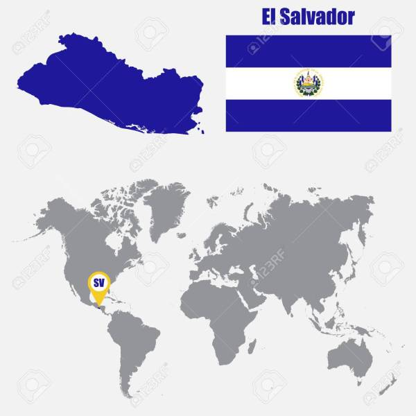 El salvador location on world map edi maps full hd maps el salvador location international calling codes nations online project world map with calling codes markets europe middle east reference populations gumiabroncs Images