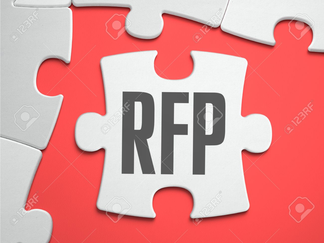 RFP   Request For Proposal   Text On Puzzle On The Place Of Missing     RFP   Request for Proposal   Text on Puzzle on the Place of Missing Pieces