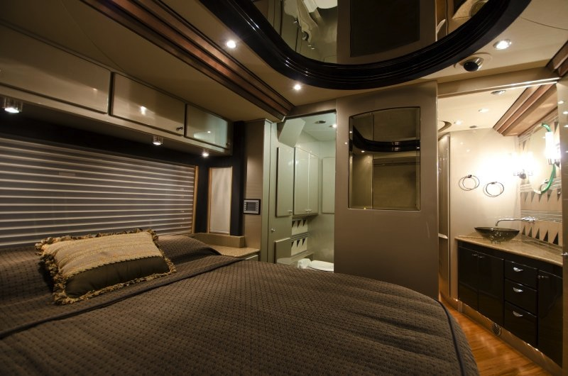 Inside Luxury Motorhomes And Buses