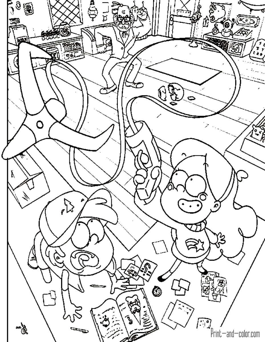 Ever After High Coloring Pages For Girls