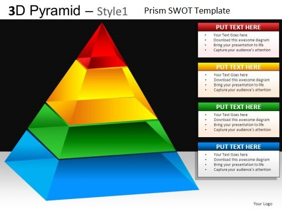 Personal Business Pyramid