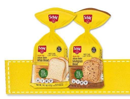Gluten Free Bread Schar