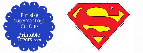 Logo Superman Gold
