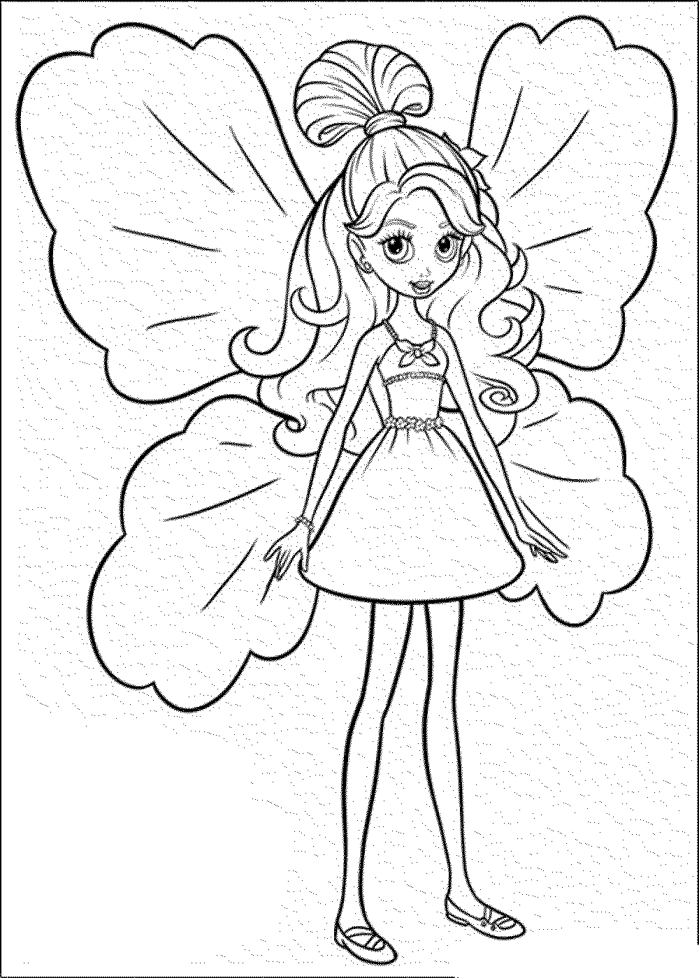 Butterfly Coloring Pages Print Color Craft