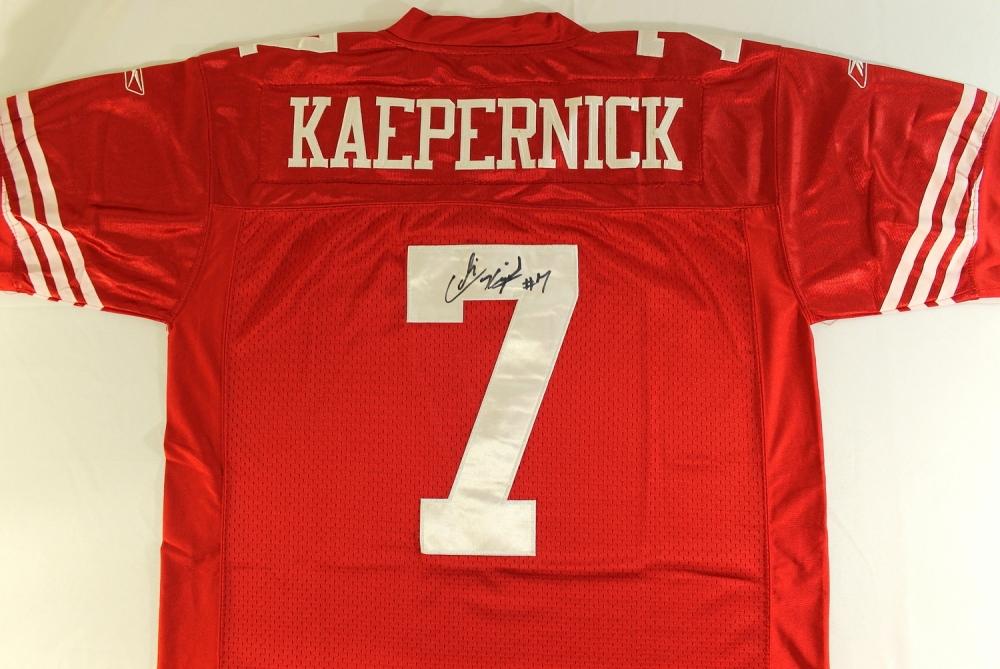 Colin Kaepernick Hand Size