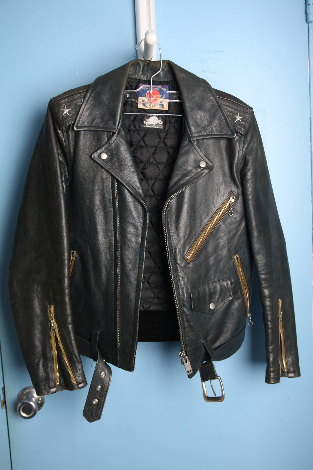 Blackmeans Sid Vicious Leather Jacket Grailed