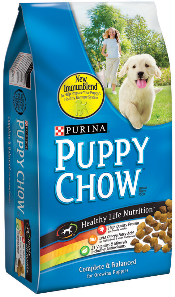 Puppy Print Chow Coupons