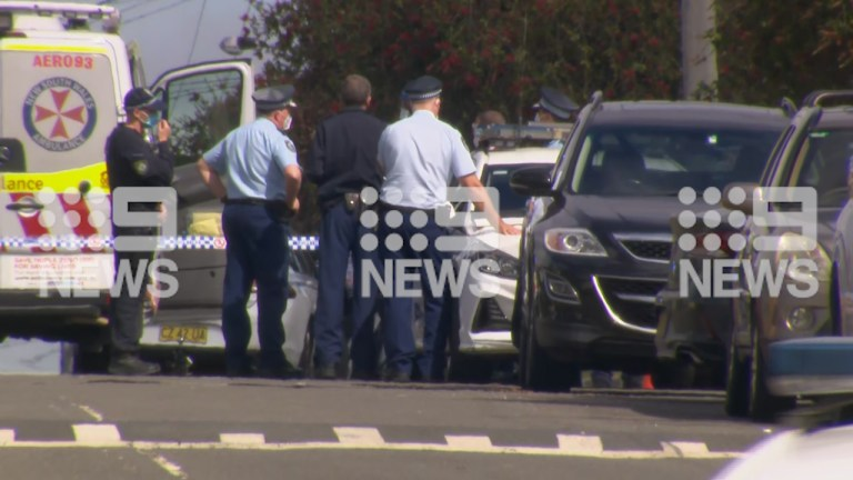 Watch 'Key' alleged gang determine arrested as police launch clampdown – 9News NSW News