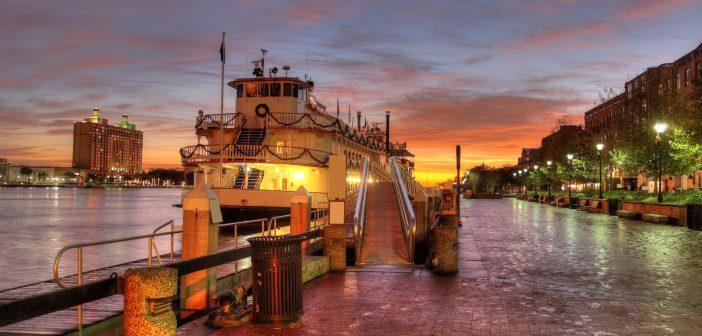 Romantic Getaway To Savannah Allegiant Destinations