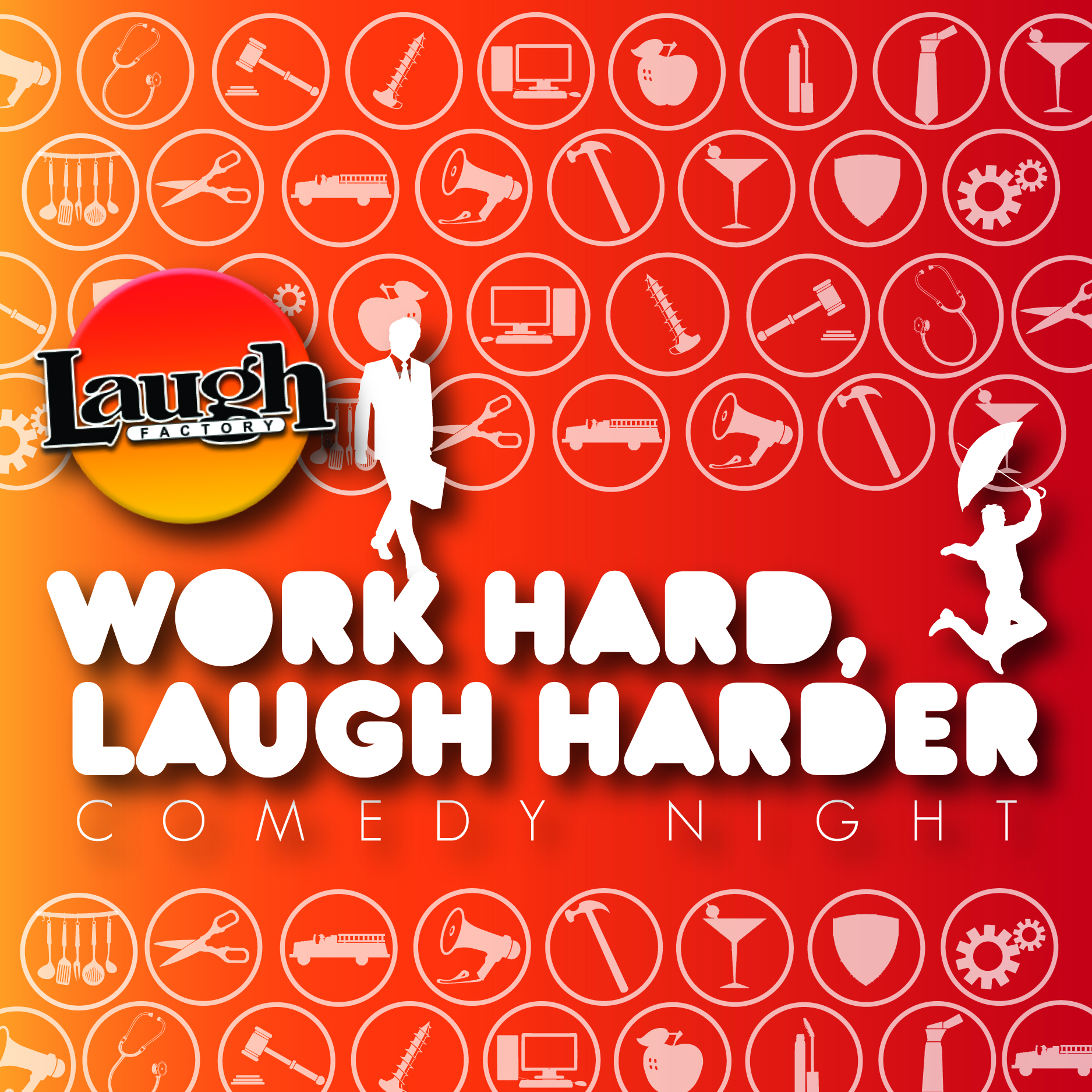 Laugh Factory Chicago Calendar