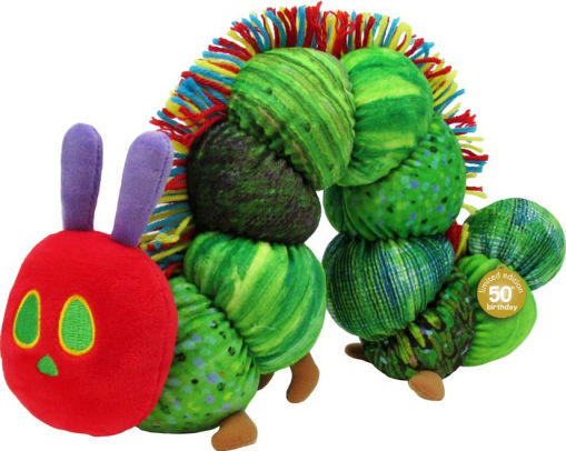 the very hungry caterpillar # 10