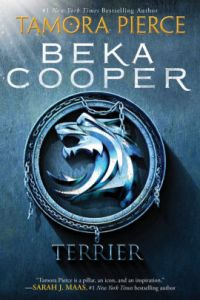 Terrier  Beka Cooper Series  1  by Tamora Pierce  Paperback   Barnes     Terrier  Beka Cooper Series  1  by Tamora Pierce  Paperback   Barnes    Noble