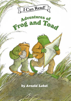 Adventures of Frog and Toad (I Can Read Series) by Arnold ...