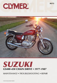 Suzuki motorcycle  Maintenance and repair  Repair Guides   General     Title  Suzuki GS400 450 Twins 77 87   Edition 3  Author