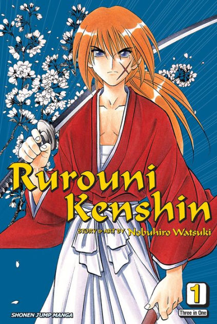 Rurouni Kenshin Volume 1 Vizbig Edition Books 1 3 By