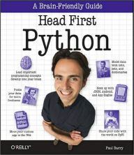 Head First Python by Paul Barry, Paperback | Barnes & Noble®