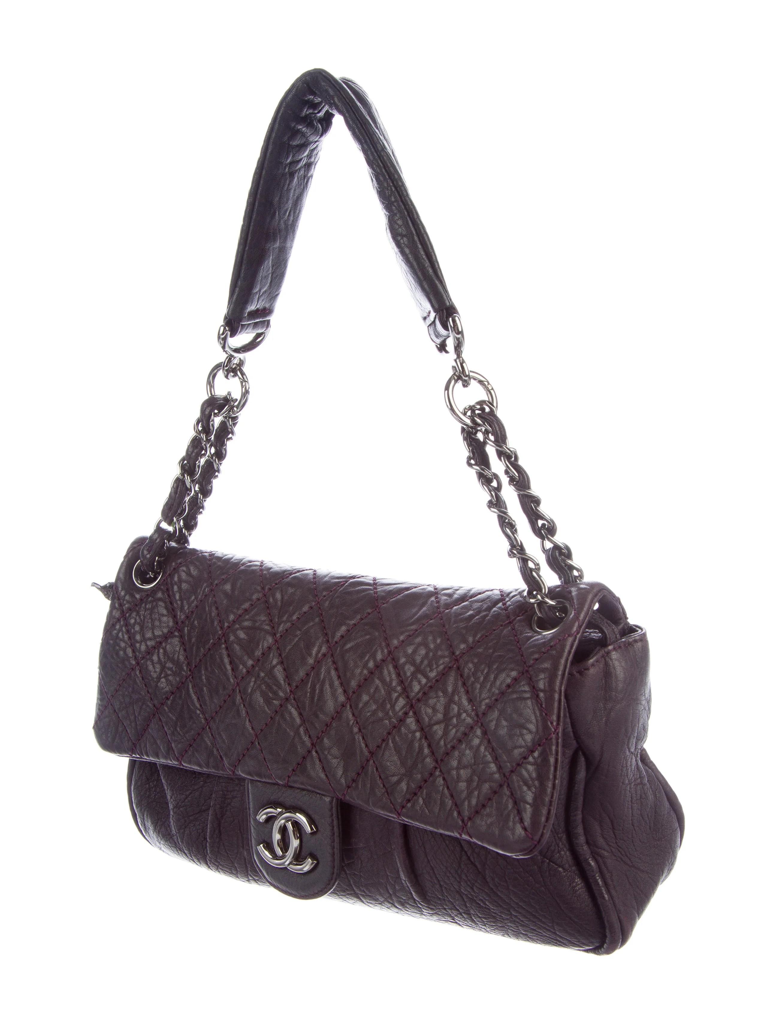 Chanel Coco Pleats Flap Bag - Handbags - CHA196997   The ...