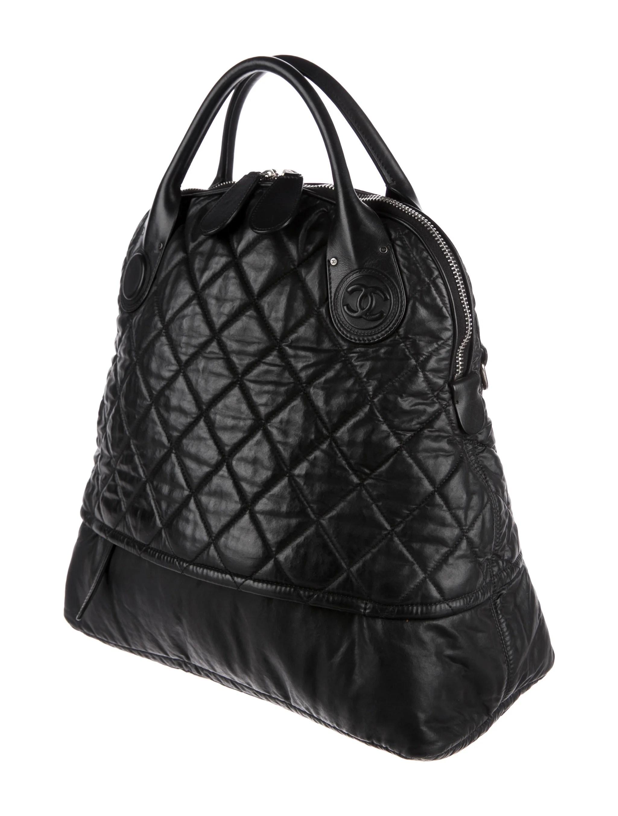 Chanel Coco Cocoon Satchel - Handbags - CHA202402   The ...