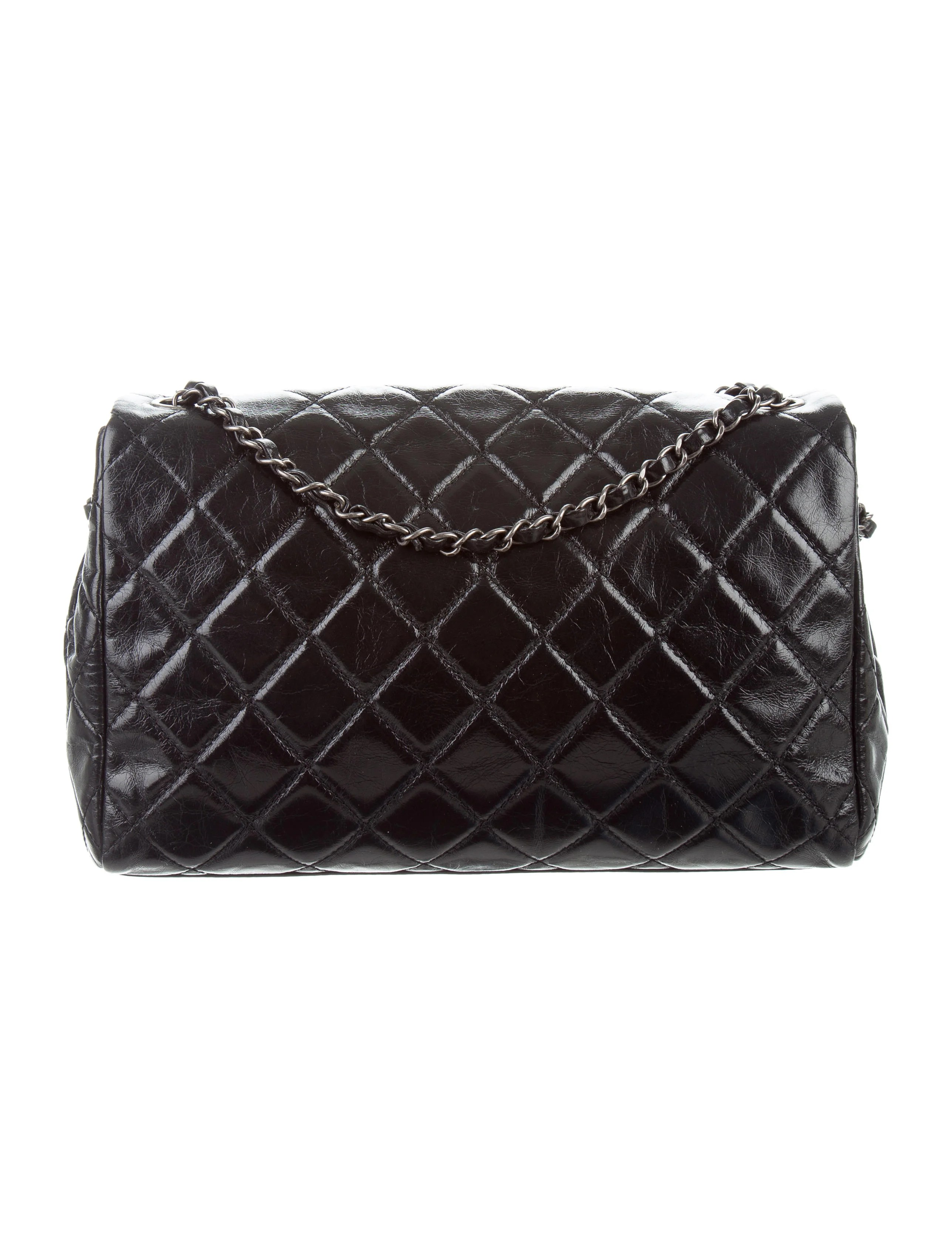 Chanel 2015 Medium Coco Soft Flap Bag - Handbags ...