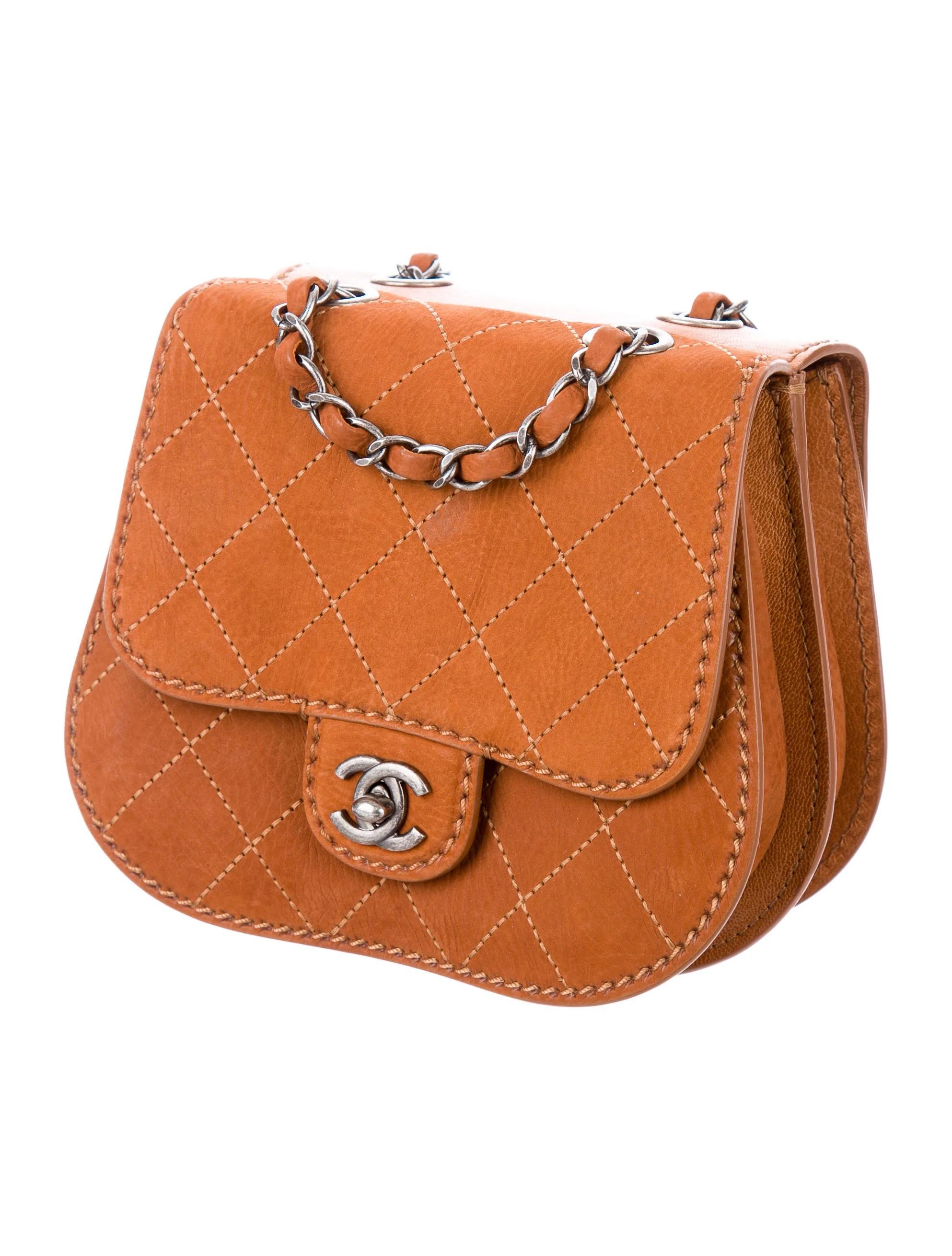 Chanel Coco Twin Small Flap Bag w/ Tags - Handbags ...