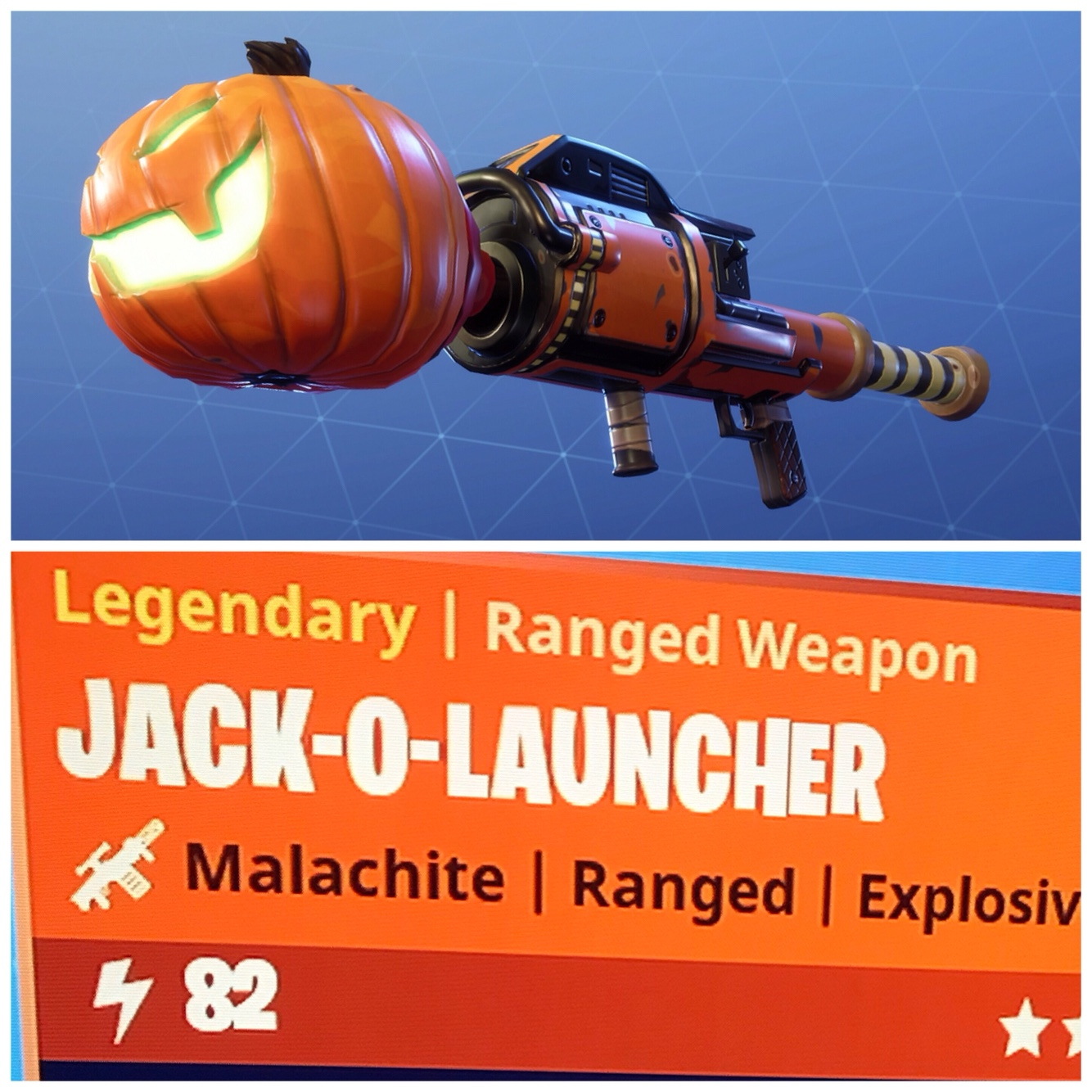 Fortnite Jack Launcher O