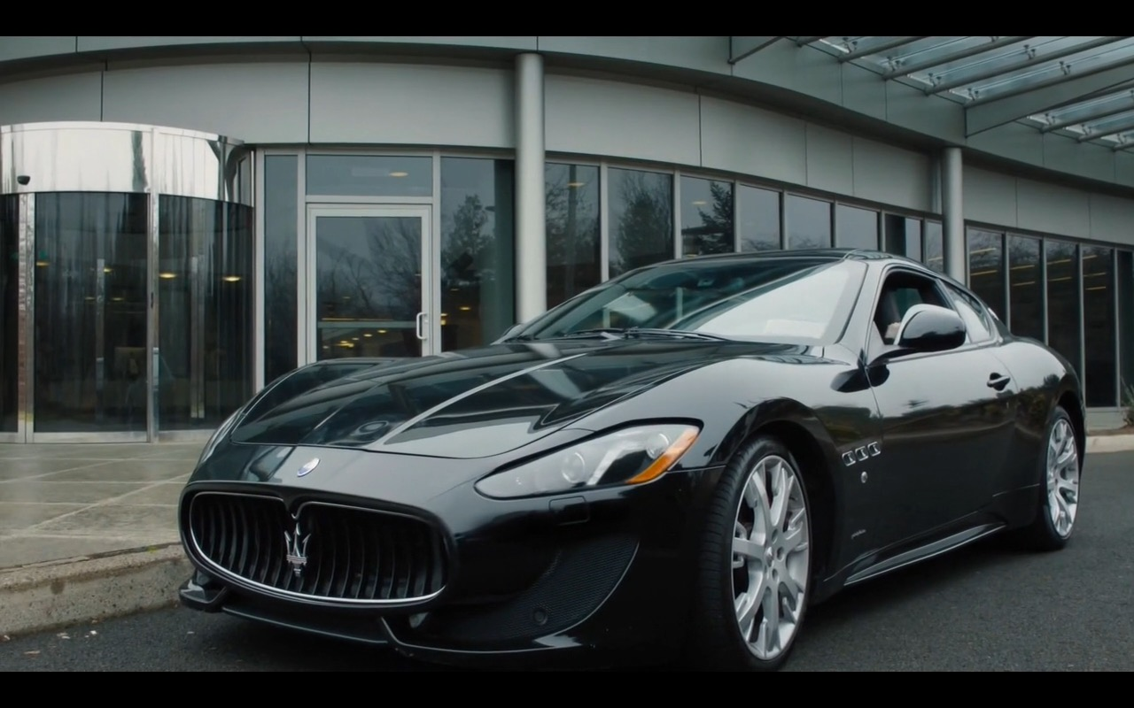 Maserati Granturismo Billions Tv Show