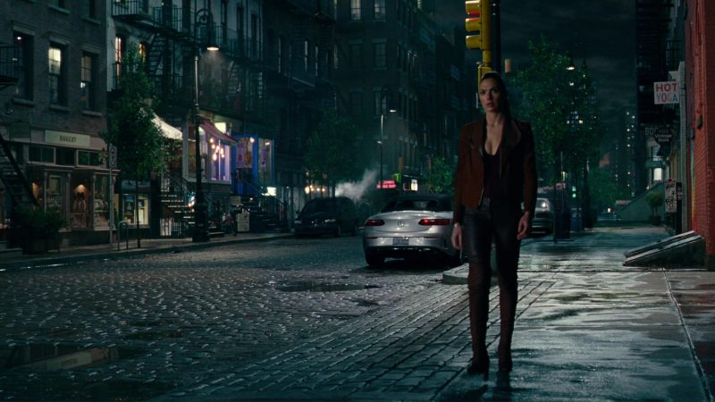 Mercedes Benz E Class Car Used By Gal Gadot In Justice League 2017 Movie