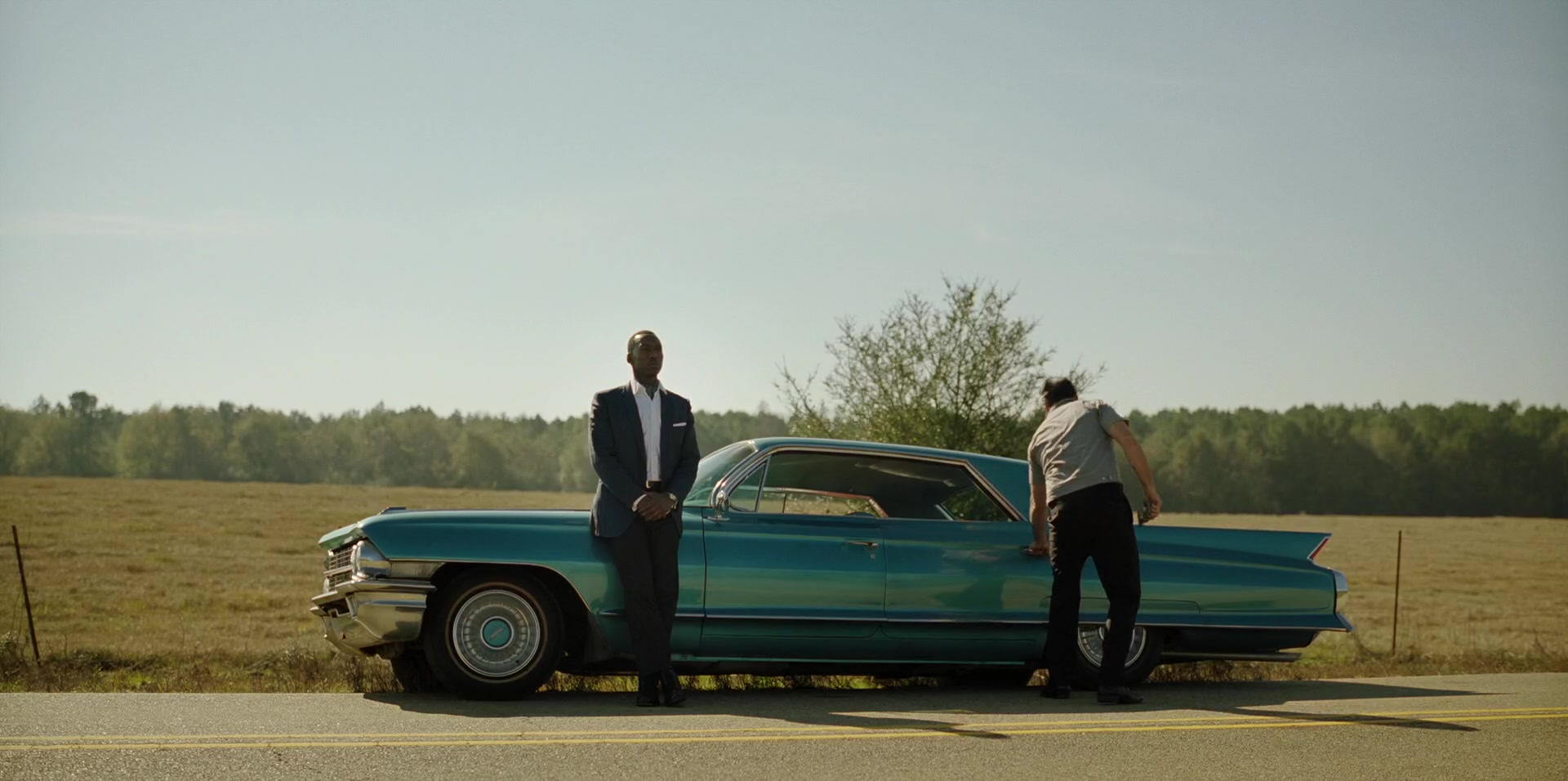Cadillac Car In Green Book 2018 Movie