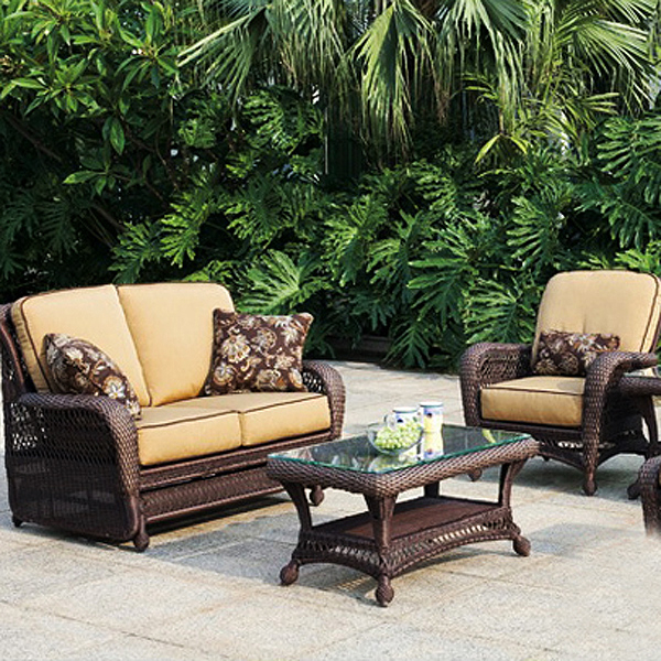 Blogs    Wicker Outdoor Furniture Care   Ideas   Resources Breathe Wicker Sofa