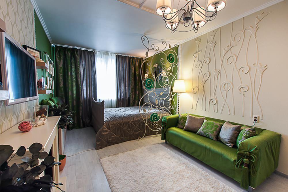 Мебель для зала в квартире фото двор