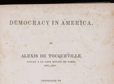 Professor Nerdster   Business and Politics Analysed Tocqueville s Democracy in America     As a Framework for The Future