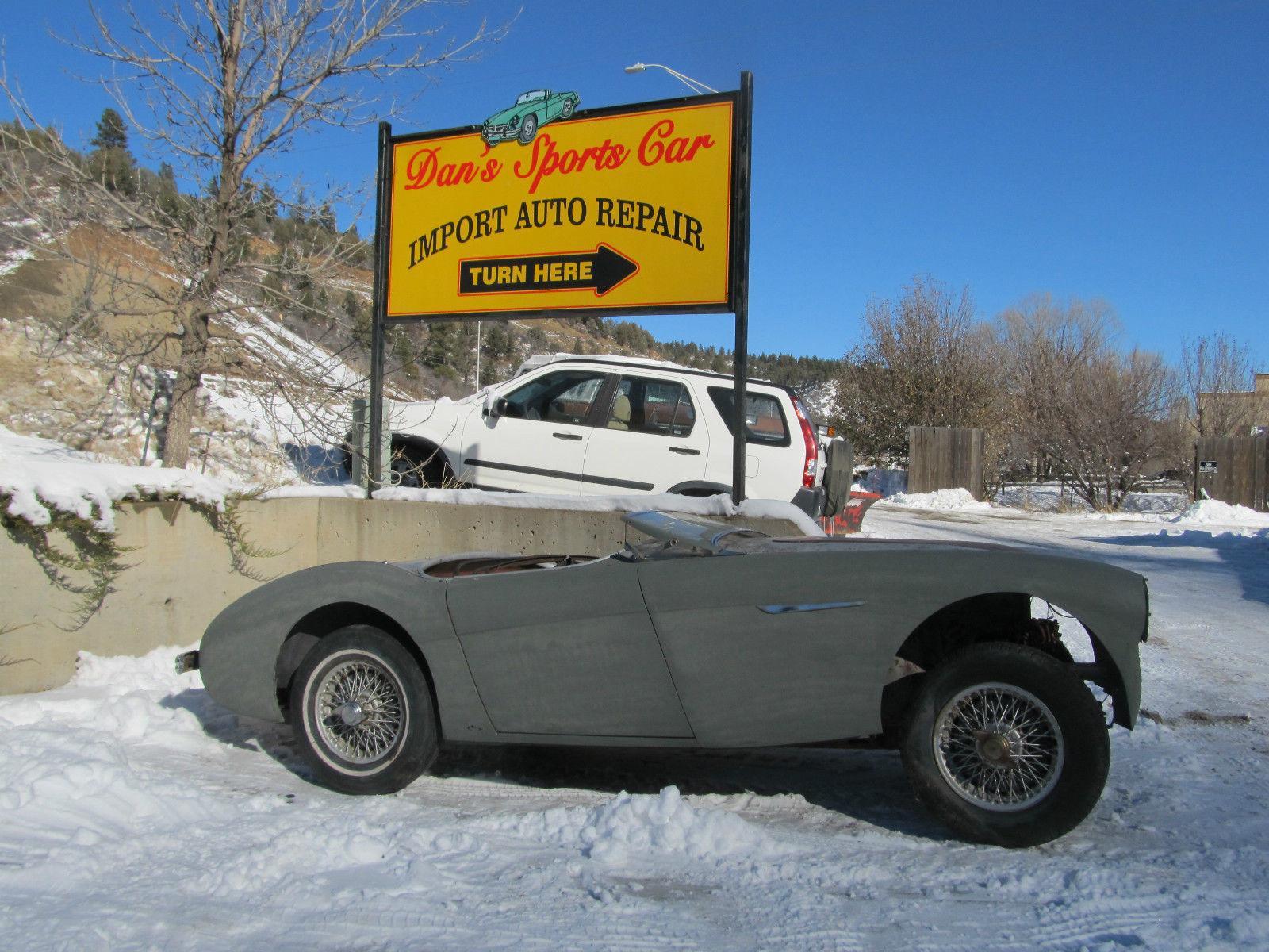 Toyota Land Cruiser 1955