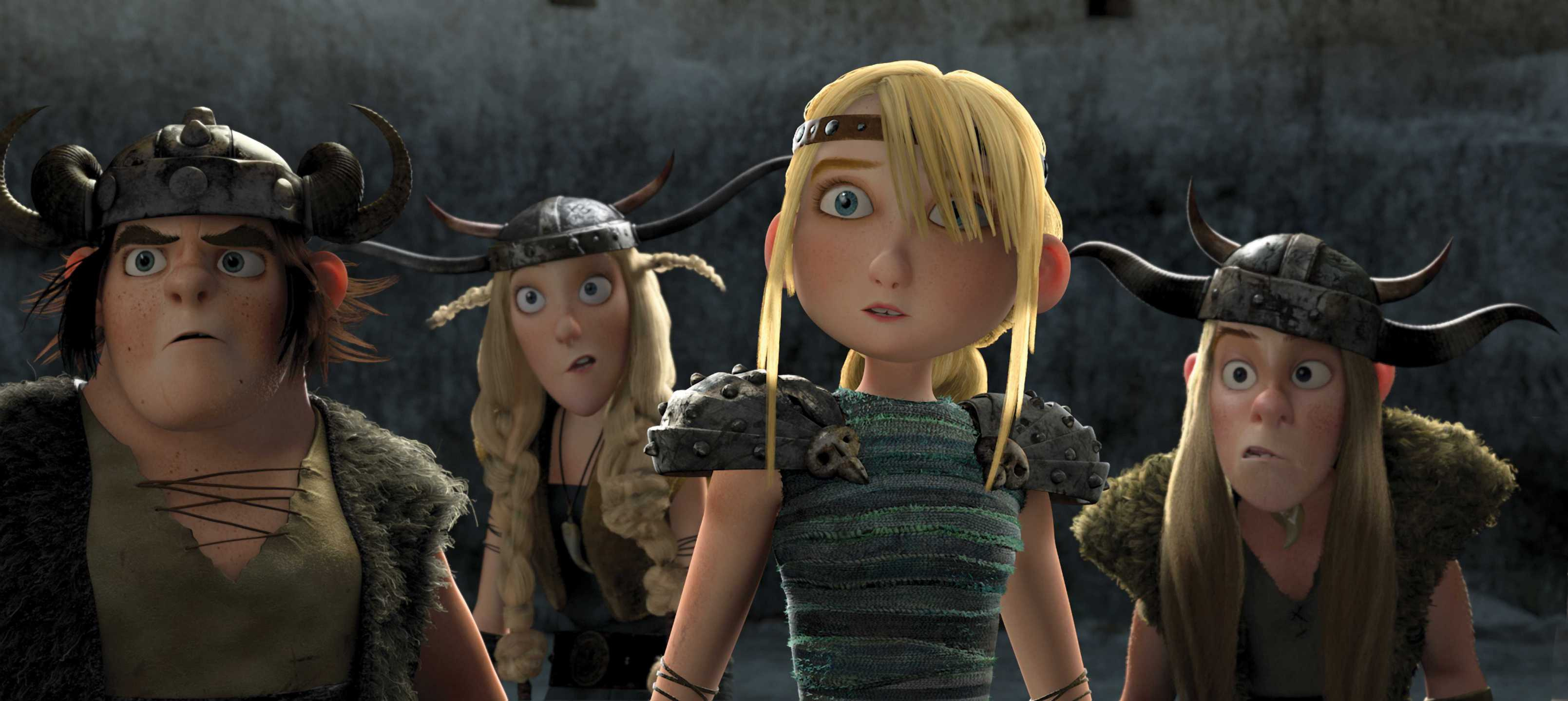 Movie Review: How to Train Your Dragon (mild spoilers ...