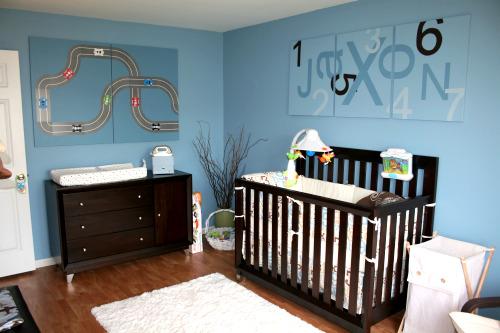 Design Reveal Jaxon S Custom Canvas Project Nursery