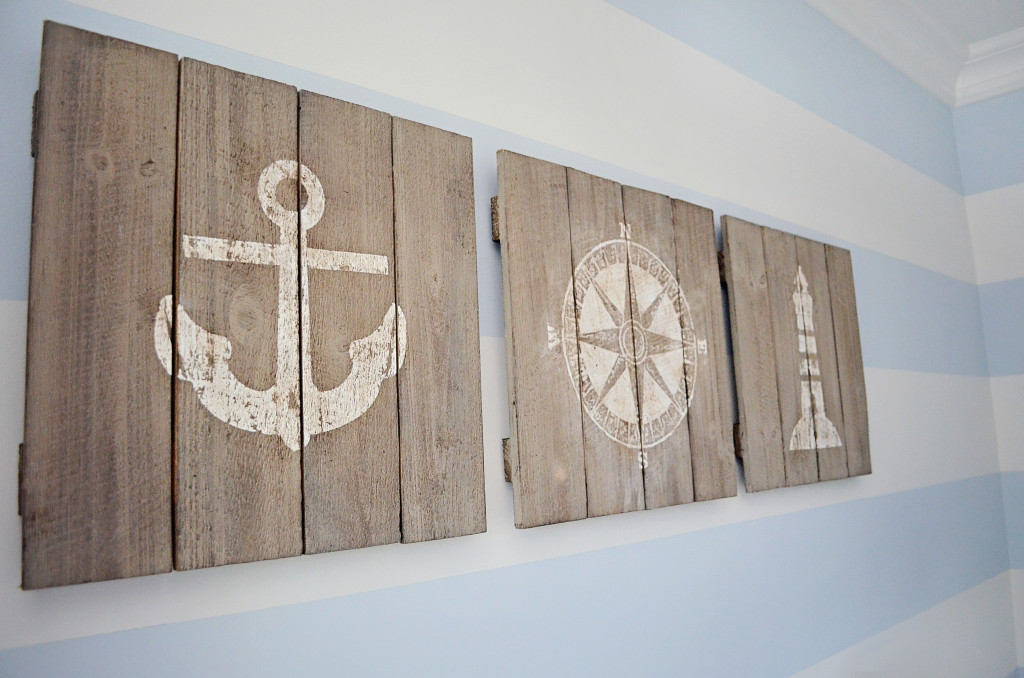 Toddler Room Wall Decor