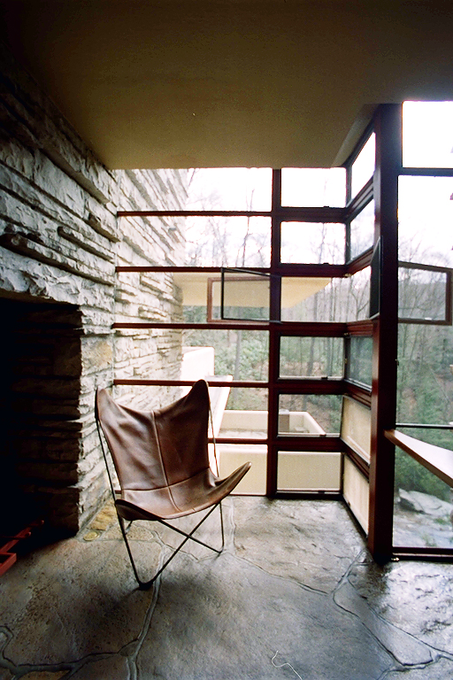 Second Floor Fallingwater Media Center For Art History