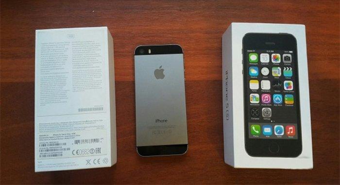 iPhone  - 偽の区別方法