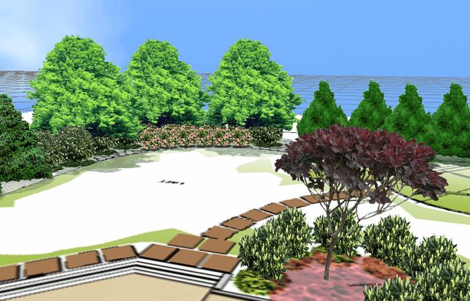 3d Landscape Designs 3d Rendering Pro Landscape
