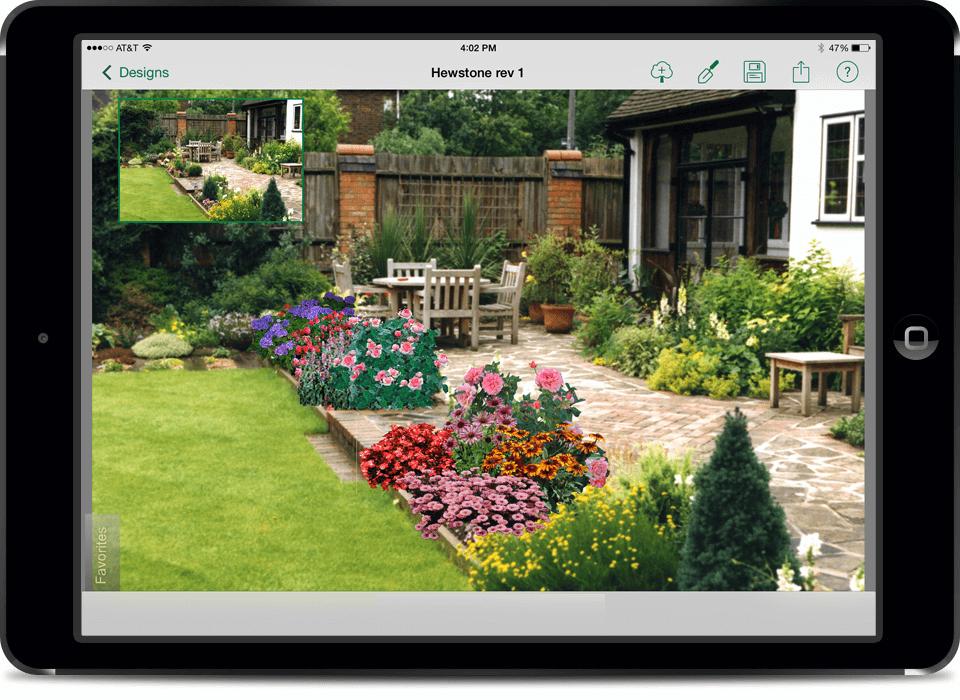 Best Garden Design Ipad App