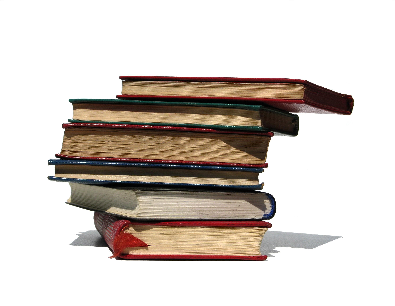 pile of books - HD2974×2304