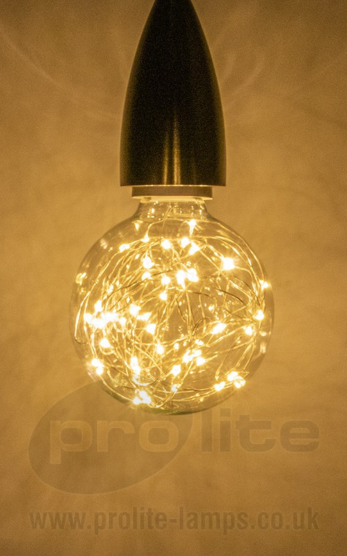 Globe Lights Outdoor String Led