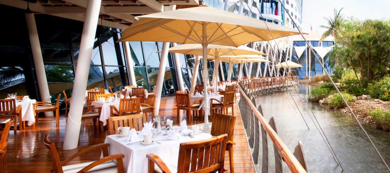 Eating Out Jumeirah Beach