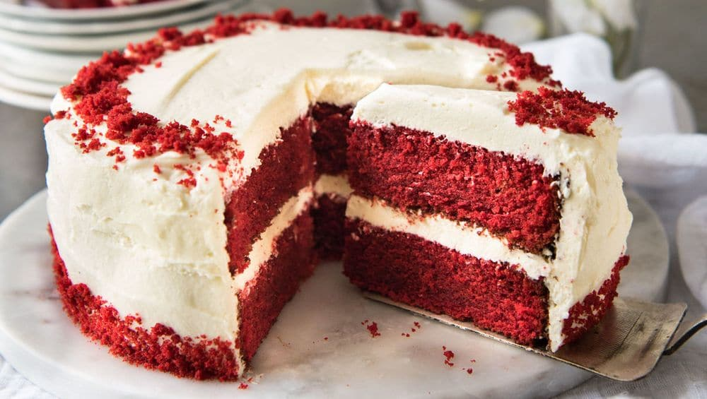 Very Moist Red Velvet Cake Recipe
